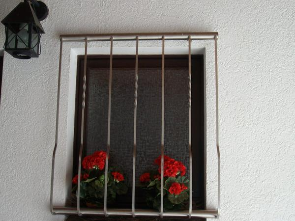 Fenstergitter aus Bad Wünnenberg